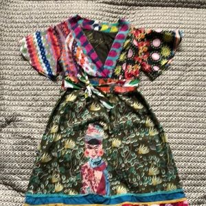 Beautiful mixed floral dress